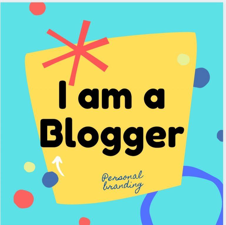 Pekerjaan Blogger adalah